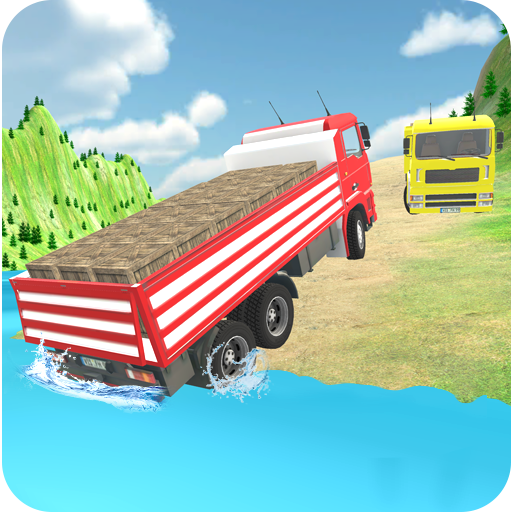 New Offroad Cargo Truck Driver (game)