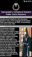 Screenshot of Holy Week in Oviedo-Spain