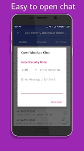 Chat Unknown Number for WhatsApp Download For Android 3