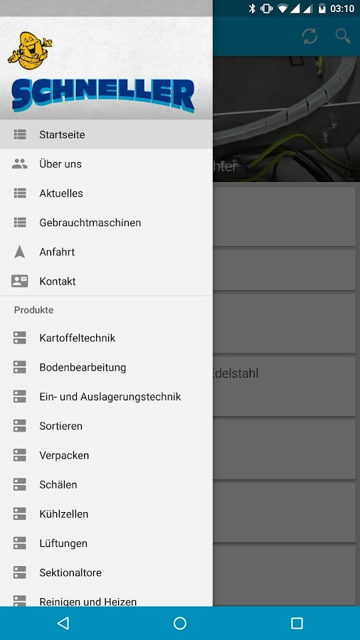 SCHNELLER- screenshot
