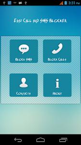 Easy Call Blocker screenshot 1