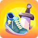 Fitness RPG - ウォーキング、歩数計 ゲーム、万歩計 ゲーム、歩くゲーム - Androidアプリ