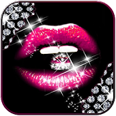 Diamond Kiss Leopard Theme