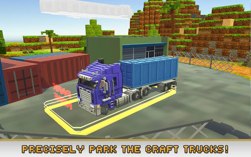 Blocky Truck Simulator 2018 1.5 {cheat|hack|gameplay|apk mod|resources generator} 2