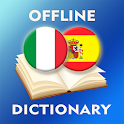 Italian-Spanish Dictionary icon