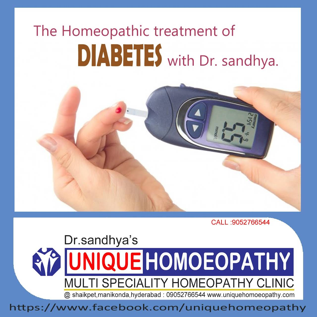 Dr Sandhyas Unique Homeopathy Multy speciality homeopathy clinic