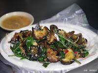 生炒炒螺肉