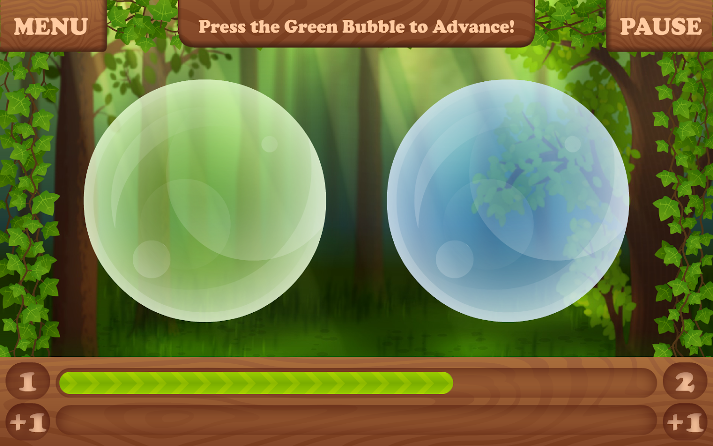 Bubblexity- screenshot