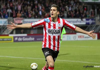 Loris Brogno intéresse un club de Ligue 1
