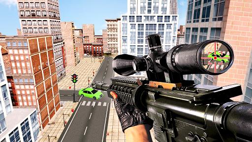 New Sniper 3d Shooting 2019 - Free Sniper Games ss1