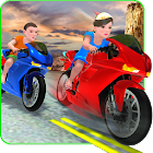 Kids MotorBike Rider Race 2 icon