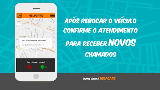Guincho app para Socorristas screenshot 7