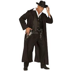 Cowboy Bountydräkt herr L
