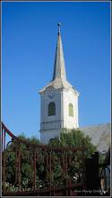Photo: Vedere de pe Str. Argesului, Biserica Unitariana de pe Str. Dacia -  2016.08.27