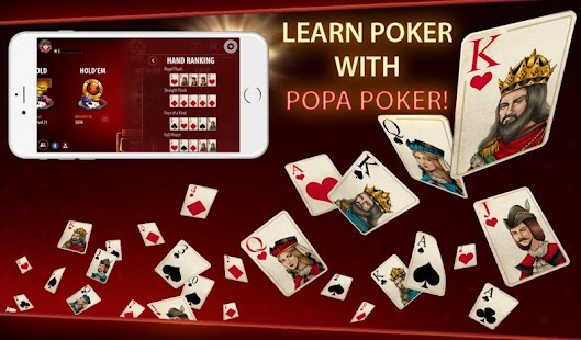 Popa™ Poker Texas Holdem Card (Unreleased)- screenshot thumbnail