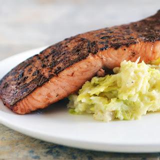 Corned Beef-Cured Atlantic Salmon