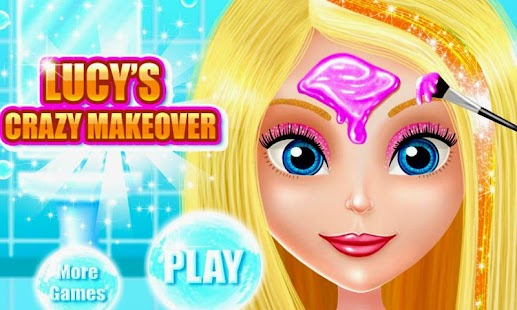 Lucy Crazy Makeover Spa- screenshot thumbnail