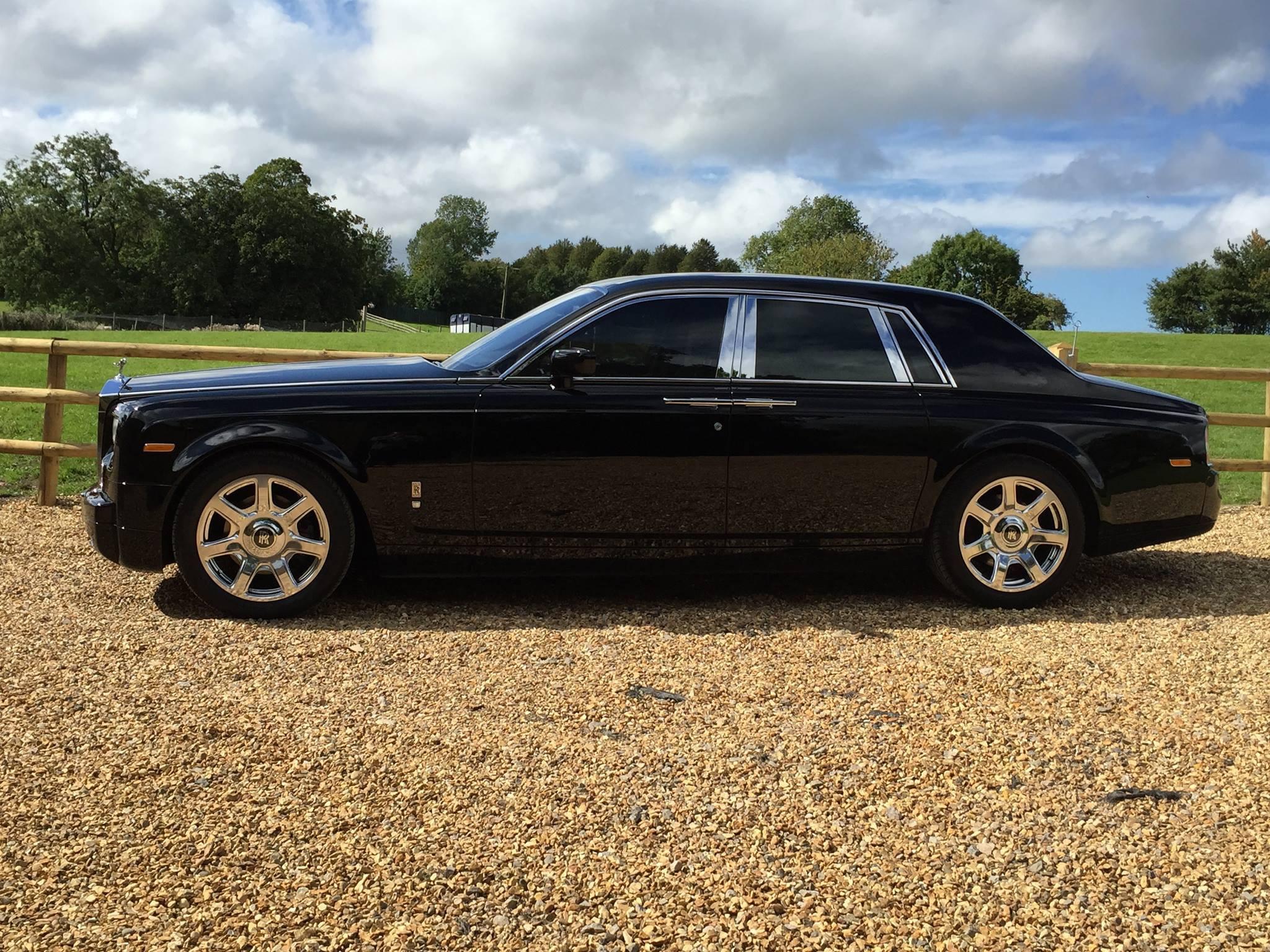Rolls Royce Phantom Hire Bristol