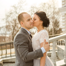 Wedding photographer Oksana Sayapina (kura). Photo of 26.04.2017