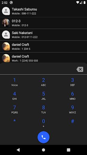 Quick Dialer - Phone & Address book ss2