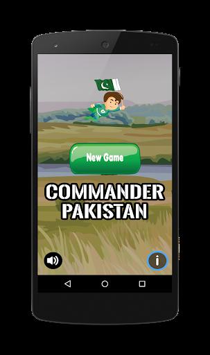 Commander Pakistan