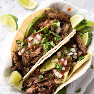 Mexican Pulled Pork Tacos (Carnitas).