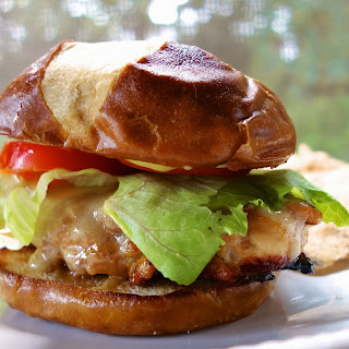 Creole Honey Mustard Chicken Sandwich