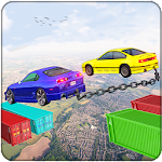 Chained Cars Impossible Tracks Stunt Icon