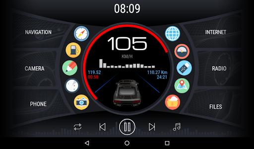 Car Web Guru Launcher Pro Apk