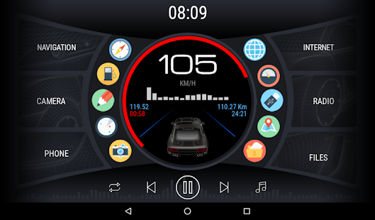 Curve – theme for CarWebGuru launcher Apk Android – gameapks com