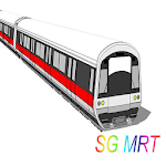 Sg MRT Route Map - HD Version