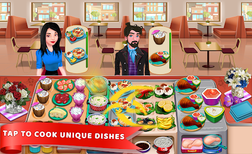 Cooking Max – Mad Chef's restaurant game 8