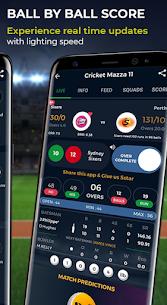 Cricket Mazza 11 Live Line & Fastest Score v2.04 [Unlocked] 5