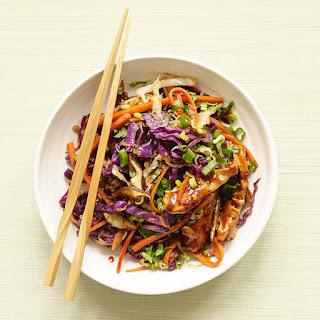 Moo Shu Pork Stir-Fry.