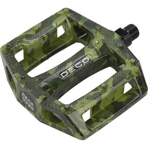Deco PC Pedals Jungle Camo