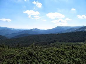 Photo: 22.Krajobraz Czarnohory.