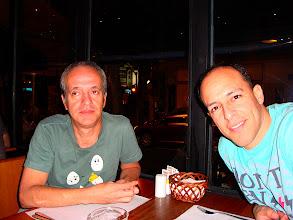 Photo: Sao Paulo - Eduardo and Walter