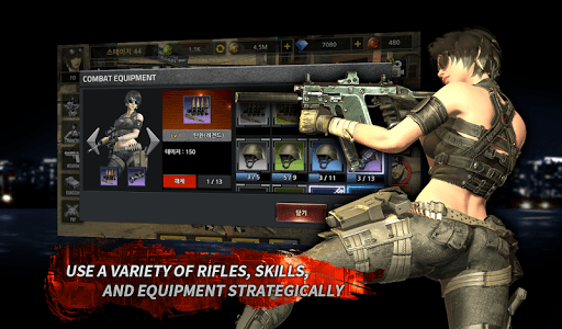 Idle Soldier -  Zombie Shooter PvP Clicker 1.61 screenshots 3