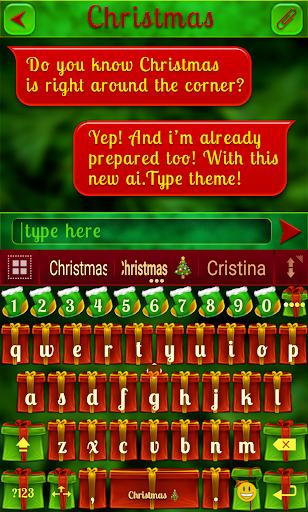 A.I. Type Christmas