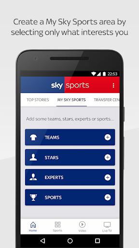 Sky Sports Apk apps 4