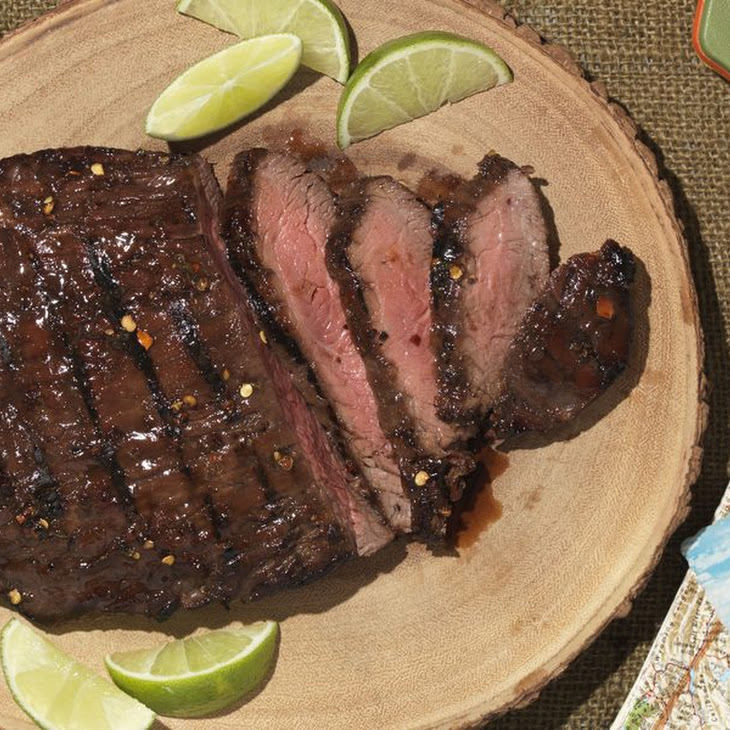 Veri Veri Honey Lime Steak