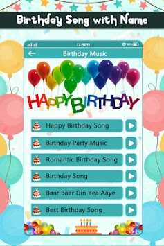 Birthday Song with Name APK Latest Version Download - Free Music