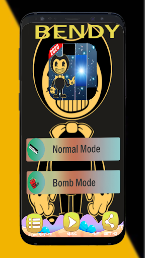 Bendy Piano Tiles Build Our Machine ALL Songs 1.0 screenshots 3