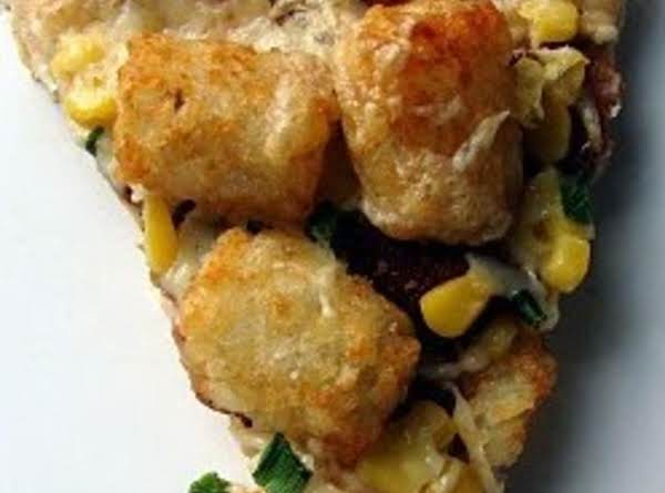 Tater Tot Pizza Recipe