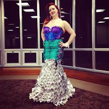 Photo: Winner of Condom Fashion Week 2015