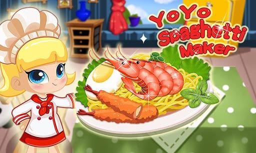 YoYo意大利面-烹饪游戏