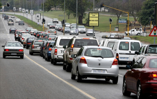 Johannesburg traffic officials called to come in as load-shedding persists.