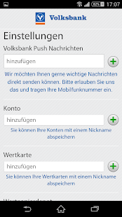Volksbank · Banca Popolare - screenshot thumbnail