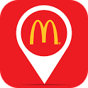McDonald's Locator icon