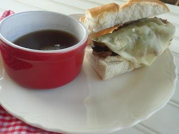 Crock Pot French Dip Sandwiches Recipe